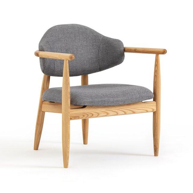Πολυθρόνα vintage από ξύλο δεποτάκι, Nochy