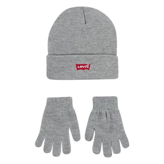 Σύνολο σκούφος και γάντια