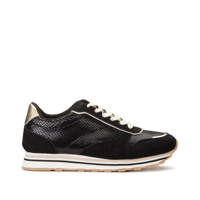 Αθλητικά παπούτσια για φαρδύ κουντεπιέ, μεγέθη 38-45