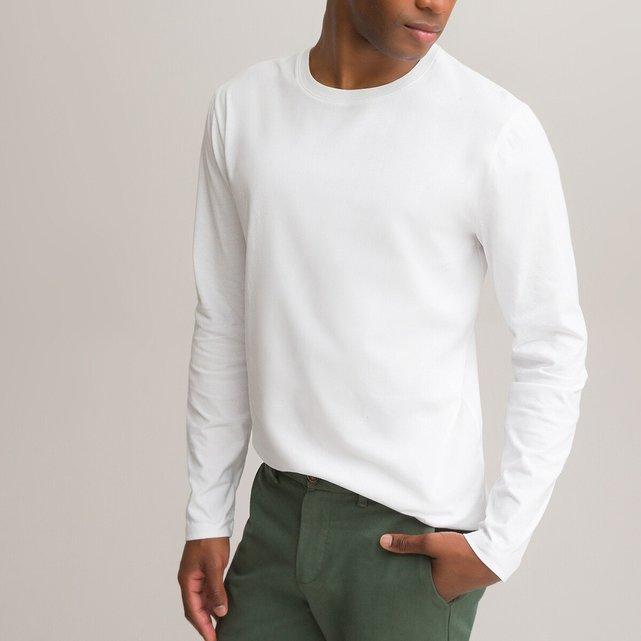 Μακρυμάνικη μπλούζα από οργανικό βαμβάκι