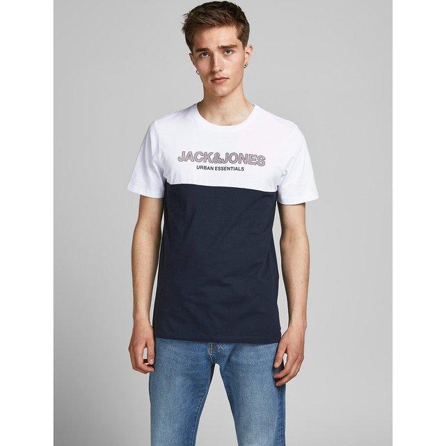 Κοντομάνικο T-shirt, Urban Blocking