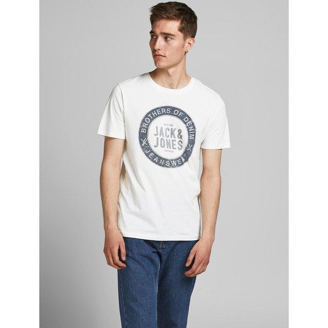 Κοντομάνικο T-shirt, Jeans