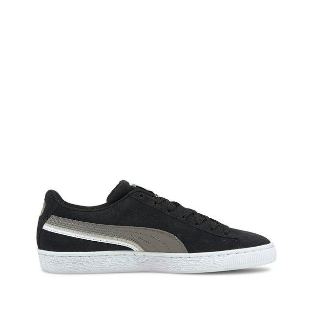 Δερμάτινα αθλητικά παπούτσια, Suede Triplex