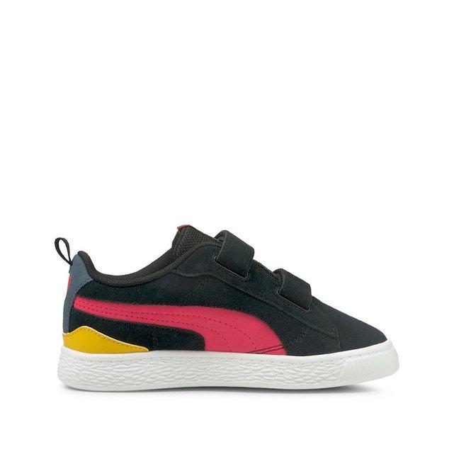 Δερμάτινα αθλητικά παπούτσια, Suede Bloc V
