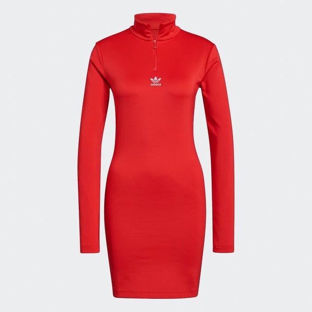 Μακρυμάνικο φόρεμα Adicolor