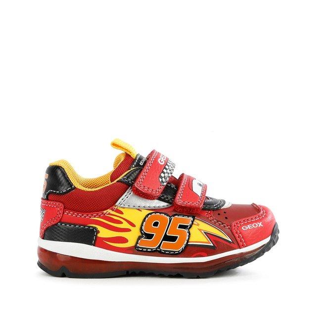 Αθλητικά βρεφικά παπούτσια με βέλκρο, Todo x Cars