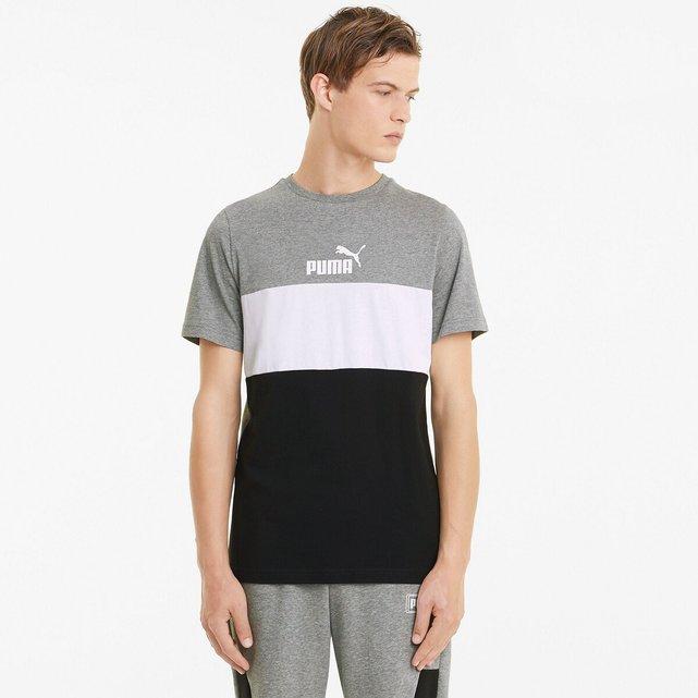 Κοντομάνικο T-shirt, Colorblock