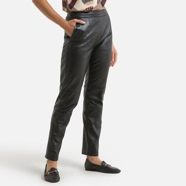 Δερμάτινο παντελόνι μέχρι τον αστράγαλο