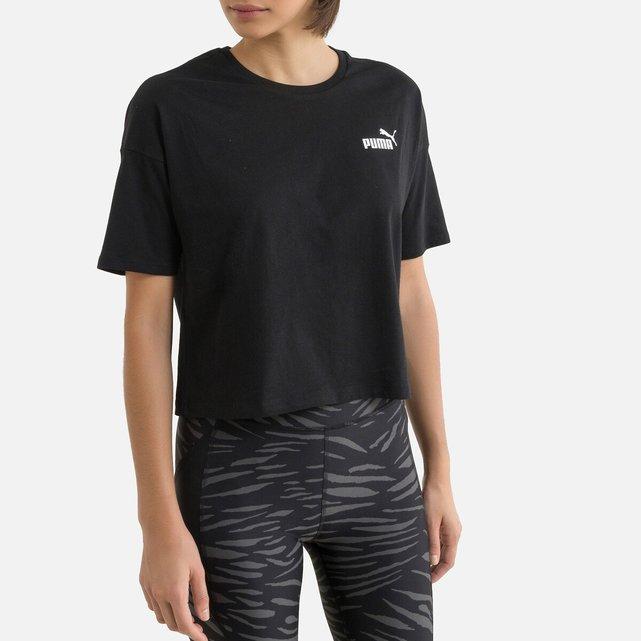 Κοντό κοντομάνικο T-shirt