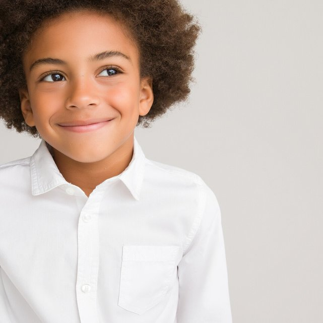 Μακρυμάνικο πουκάμισο, 3-12 ετών