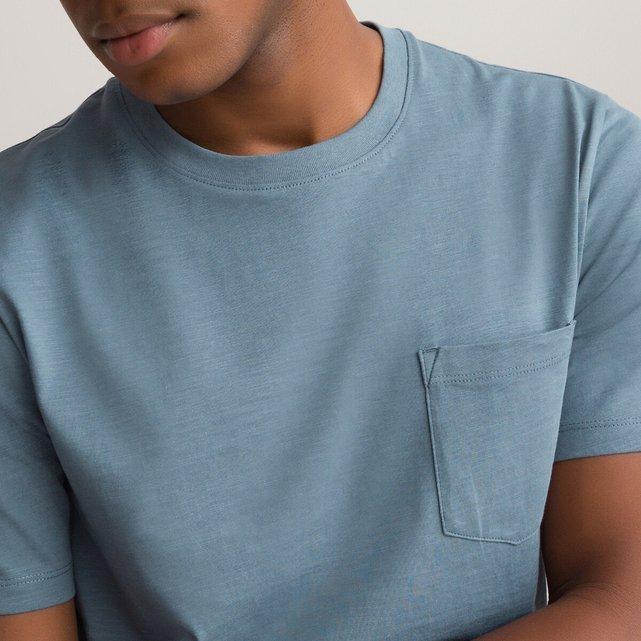 Κοντομάνικο T-shirt από οργανικό βαμβάκι