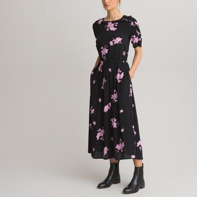 Μακρύ εξώπλατο φόρεμα