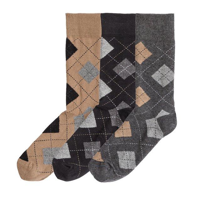 Σετ 3 ζευγάρια κάλτσες, Burlington