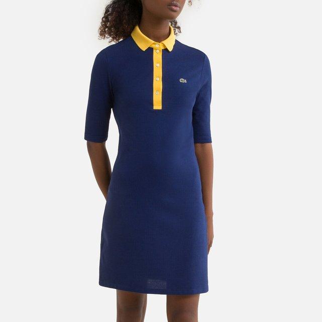 Κοντό φόρεμα πόλο