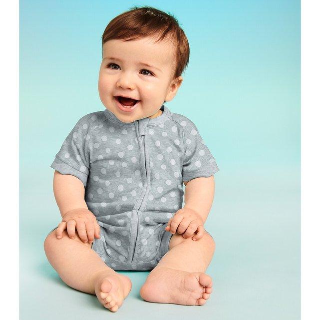 Φορμάκι-φουφούλα με φερμουάρ, 1 μηνός-2 ετών