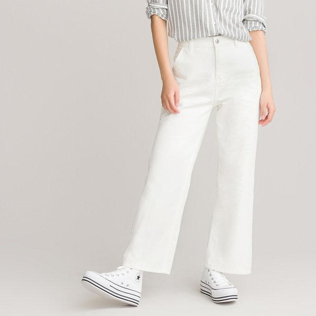 Παντελόνι με φαρδιά μπατζάκια, 10-18 ετών