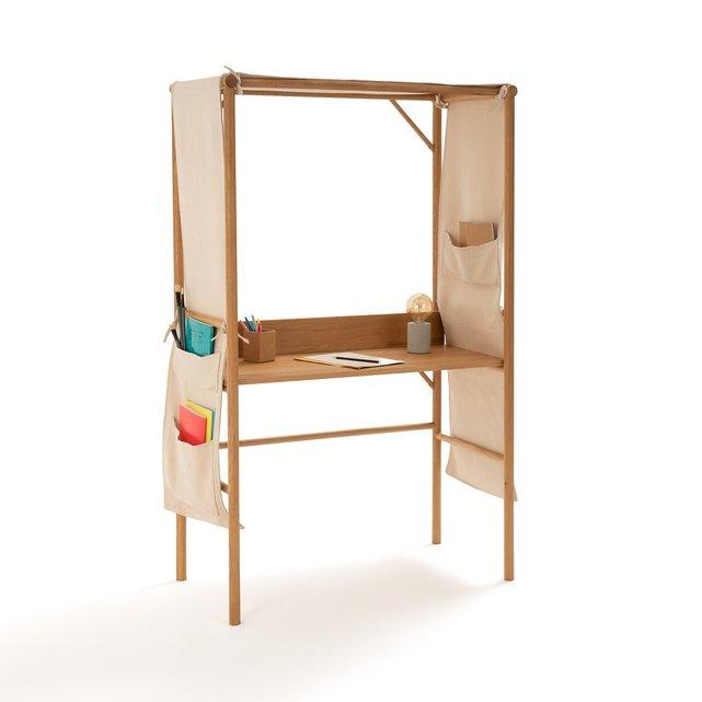Γραφείο καμπίνα από ξύλο δρυ, Andy