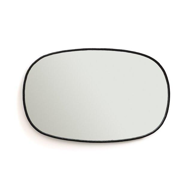 Σιδερένιος καθρέφτης από σφυρήλατο σίδηρο Π100 εκ., Martela