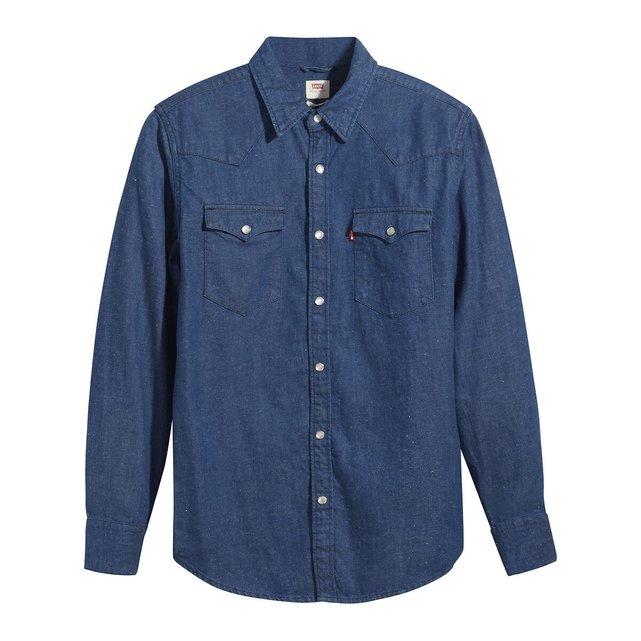 Τζιν slim πουκάμισο, Barstow