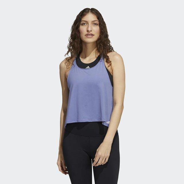 Αμάνικη μπλούζα γυμναστικής, Yoga
