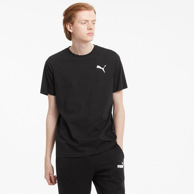 Κοντομάνικο T-shirt με μικρό λογότυπο