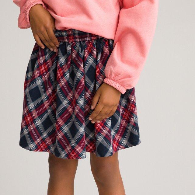 Καρό φούστα, 3-12 ετών