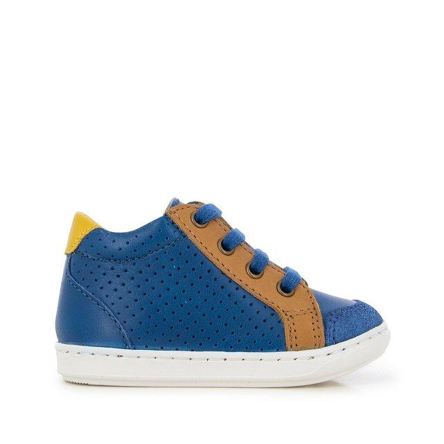 Δερμάτινα αθλητικά παπούτσια, Bouba Zip Box