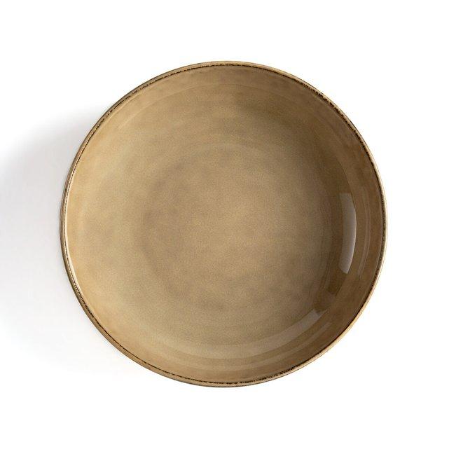 Σετ 4 κεραμικά βαθιά πιάτα, Horciag