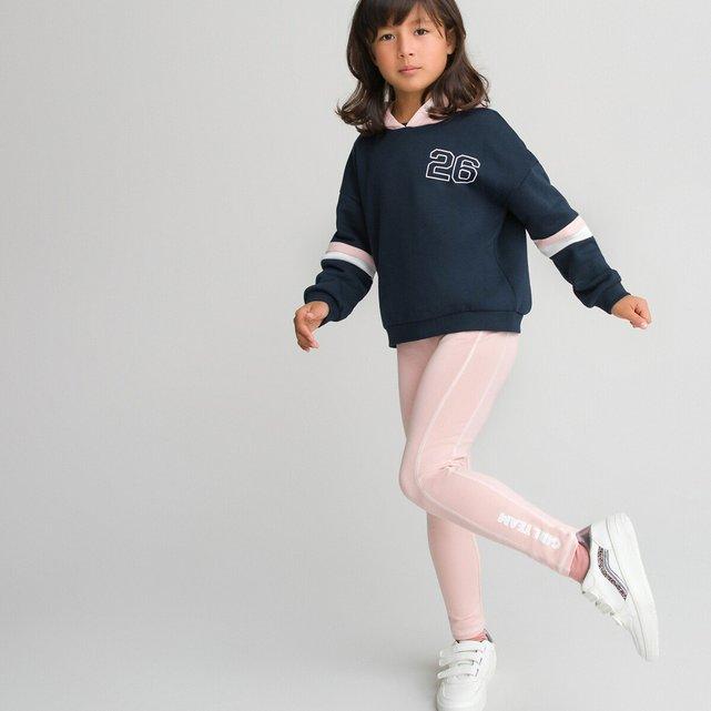 Αθλητικό κολάν από οργανικό βαμβάκι, 3-12 ετών