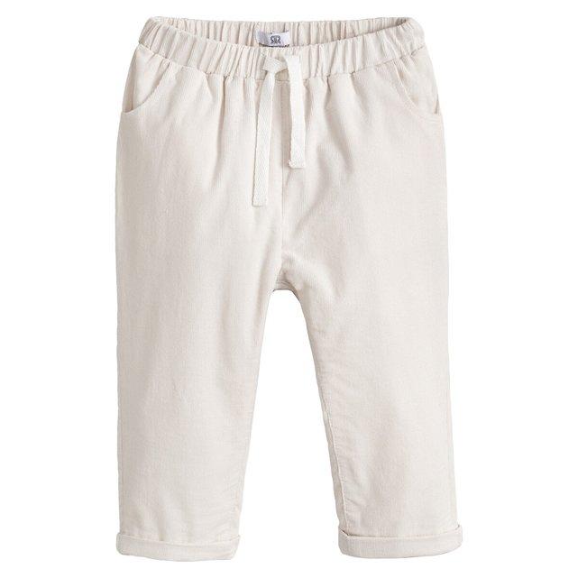 Παντελόνι από βελούδο κοτλέ, 3 μηνών - 4 ετών