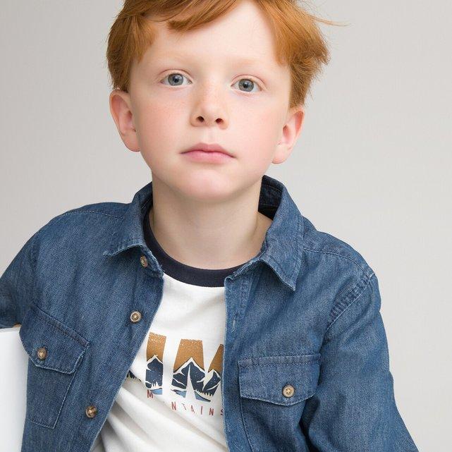 Τζιν πουκάμισο, 3-12 ετών