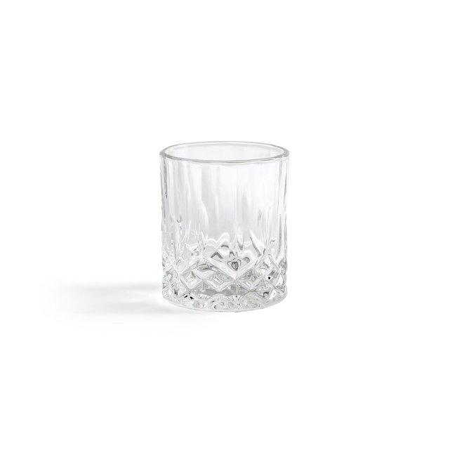 Σετ 4 σκαλιστά ποτήρια ουίσκι, Ekos