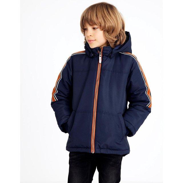 Ζεστό μπουφάν με κουκούλα, 8-14 ετών