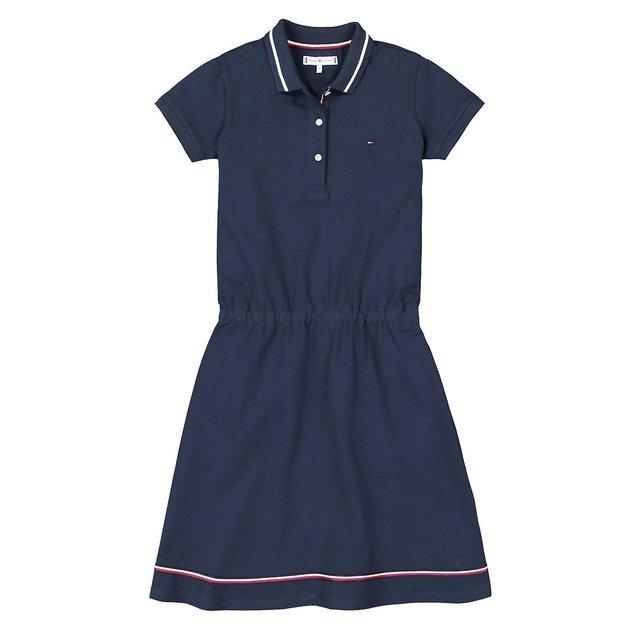 Κοντομάνικο εβαζέ φόρεμα, 10-16 ετών