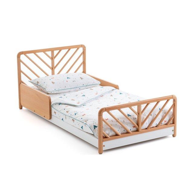 Κρεβάτι με τάβλες, Montessori