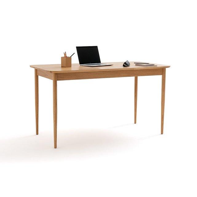 Γραφείο από μασίφ ξύλο δρυ, Judith
