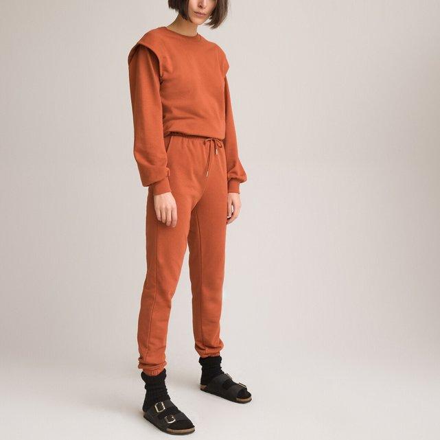 Παντελόνι jogpant από φανέλα