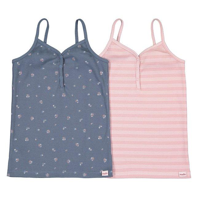 Σετ 2 αμάνικες μπλούζες, 10-18 ετών