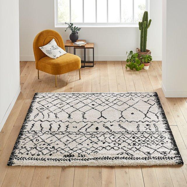Τετράγωνο χαλί σε στυλ berber, Afaw