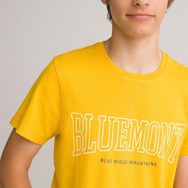 Κοντομάνικο T-shirt, 10-18 ετών