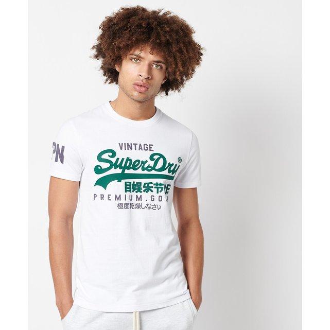 Κοντομάνικο T-shirt, Vintage Logo
