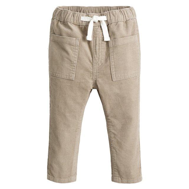 Παντελόνι από βελούδο κοτλέ, 3 μηνών - 3 ετών