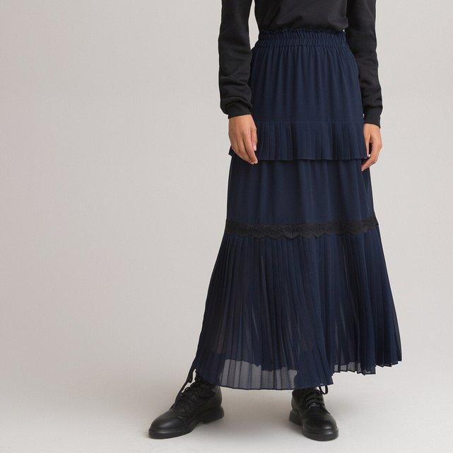 Μακριά ελαφριά φούστα