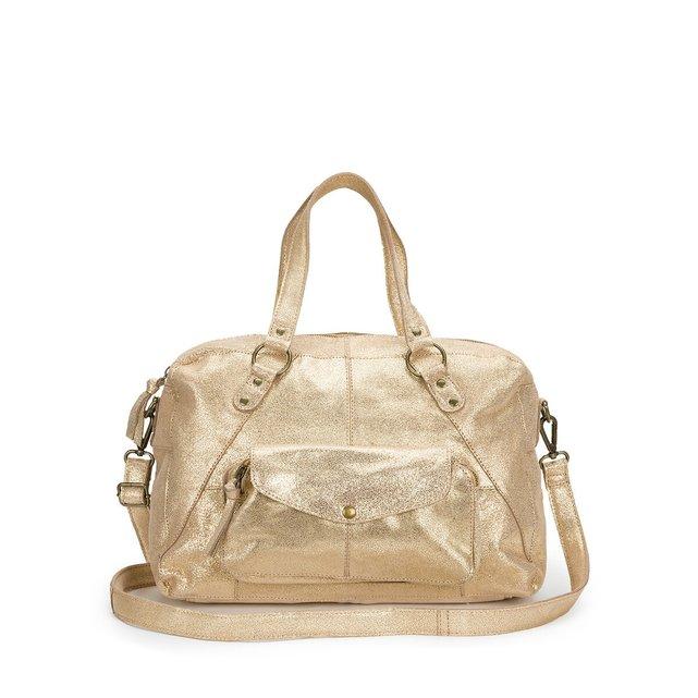 Μεγάλη δερμάτινη τσάντα, Liv
