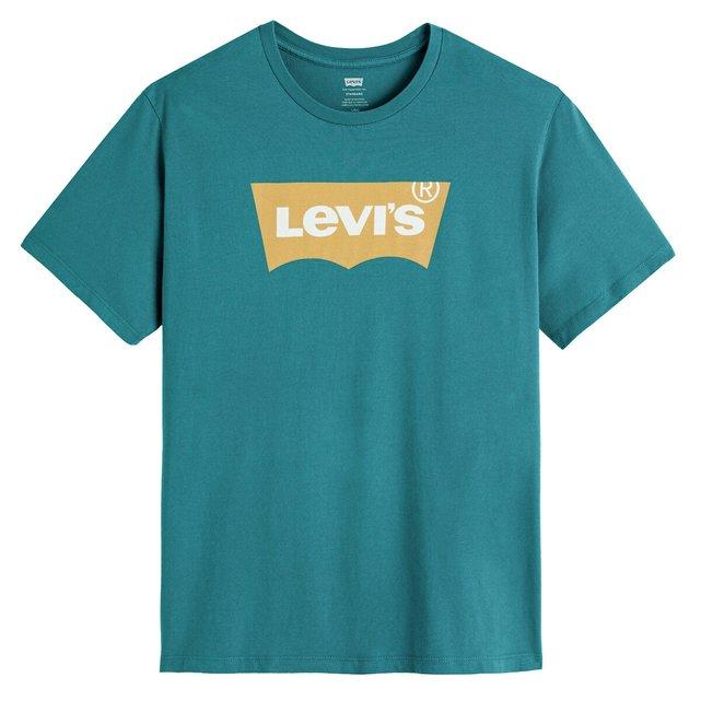 T-shirt με στρογγυλή λαιμόκοψη και λογότυπο, Batwing