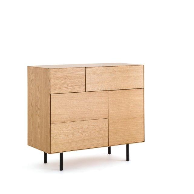 Συρταριέρα από ξύλο δρυ, Vladi