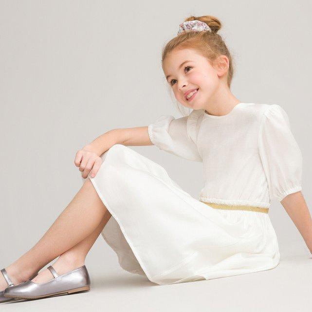 Κοντομάνικο φόρεμα για επίσημες περιστάσεις, 3-12 ετών