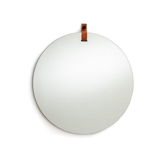Στρογγυλός καθρέφτης Δ80 εκ., Kombu