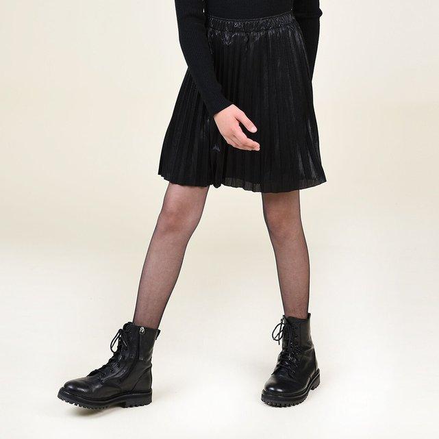 Κοντή πλισέ φούστα, 8-16 ετών