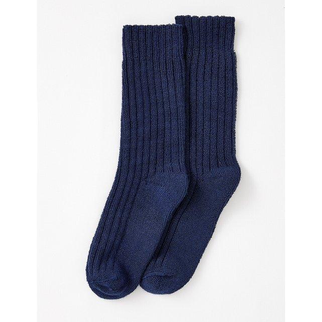 Μπουκλέ κάλτσες μεσαίου ύψους. Thermolactyl